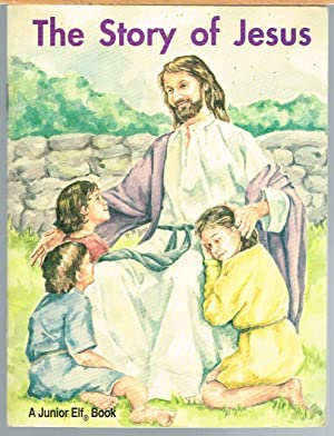 Story of Jesus; Checkerboard Press Junior Elf Book