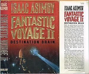 Destination Brain; Fantastic Voyage II.: Asimov, Isaac. AKA