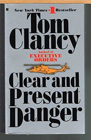 CLEAR AND PRESENT DANGER;Ryan Novel