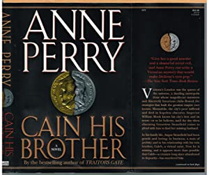 Cain His Brother, William Monk Book 6: Perry, Anne. Beltrán,