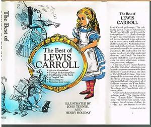 Best of Lewis Carroll: Alice in Wonderland;: Carroll, Lewis. Pseudonym