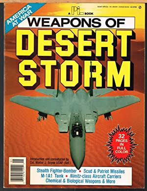 WEAPONS OF DESERT STORM: America at War.