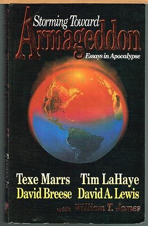 apocalypse armageddon essay in storming toward Get this from a library storming toward armageddon : essays in apocalypse [texe w marrs.