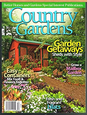 Attractive COUNTRY GARDENS, SPRING 2011, Vol. 20, No. 2, Better Homes