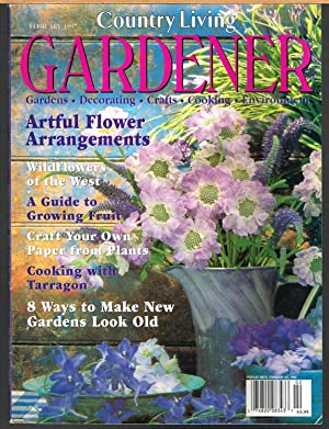 COUNTRY LIVING GARDENER, JANUARY/FEBRUARY 1997, VOL. 5, NO. 1