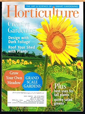 HORTICULTURE; the Art & Science of Smart Gardening, June/July 2010, Vol. 107, No 5.