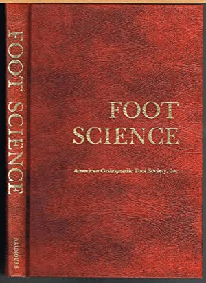 FOOT SCIENCE; a Selection of papers from: BATEMAN, JAMES E.,