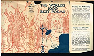 WORLD'S ONE THOUSAND BEST POEMS, Volume Five: BRALEY, BERTON, Editor-In-Chief.