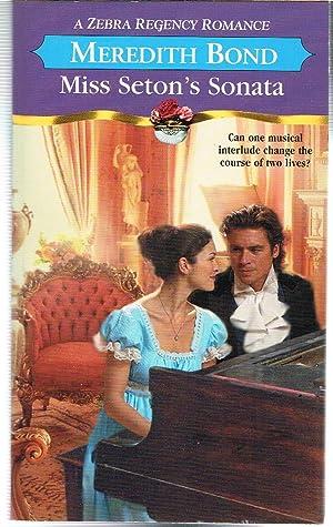 Miss Seton's Sonata, Merry Men Book 1;: Bond, Meredith