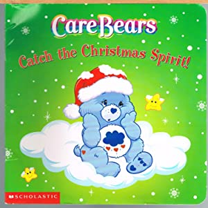 CARE BEARS CATCH THE CHRISTMAS SPIRIT!