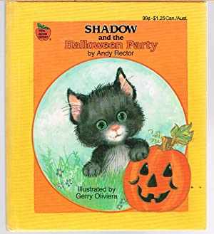 Shadow and the Halloween Party; Landoll Little: Rector, Andy. Oliviera,