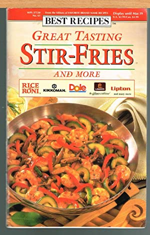 BEST RECIPES, No. 61: GREAT TASTING STIR-FRIES AND MORE, Vol. 1, March 19, 1996