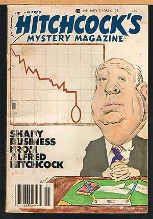 Alfred Hitchcock's Mystery Magazine, Volume 26, No.: Sullivan, Eleanor, Editor.