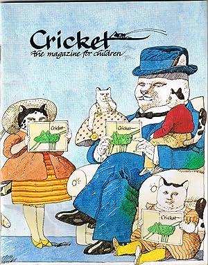 Cricket, the Magazine for Children, June 1984,: Carus, Marianne, Editor.