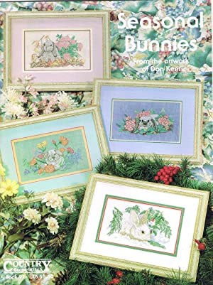 Seasonal Bunnies from the Artwork of Don: Bailey, Joyce C.