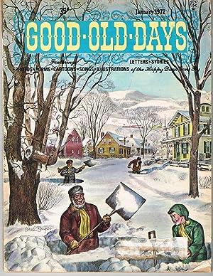 Good Old Days, Volume 8 Number 7,: Kutlowski, Edward, Editor.