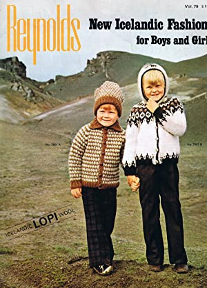 Reynolds New Icelandic Fashions for Boys and: Greenfeder, Molly R.,
