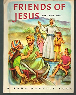 Friends of Jesus; Rand McNally Junior Elf Book, 8022:15