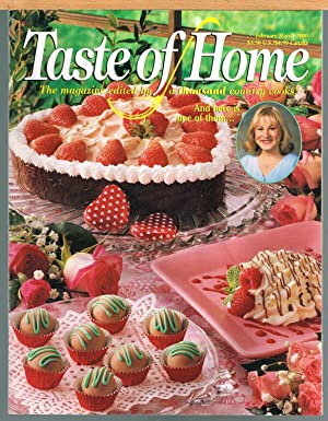 Taste of Home, Vol. 8. No. 1, February/March 2000