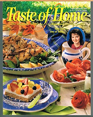Taste of Home, Vol. 8. No. 4,: Pohl, Kathy, Editor.