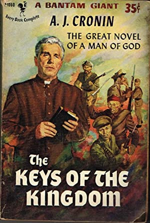 an analysis of fr chisolm character in the keys of the kingdom by a j cronin Each book in the series hides a physical key inside of it which acts as a reminder for the inspiring message within the book itselfevery spiritual these books can be either a personal gift to one's self or a gift to give to a loved one facing troubling times collect all the keys - every key in the collection.