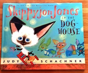 Skippyjon Jones in the Dog-House (Kohl's Cares: Judy Schachner
