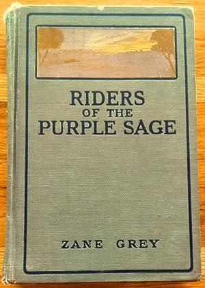 Riders of the Purple Sage: Zane Grey