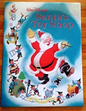 Walt Disney's Santa's Toy Shop: Walt Disney: Disney Book Group