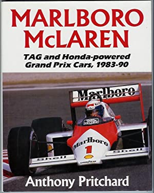 MARLBORO McLAREN: TAG and Honda-powered Grand Prix: PRITCHARD, Anthony
