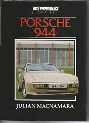 PORSCHE 944 (High Performance Series): MacNAMARA, Julian