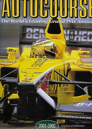 AUTOCOURSE 2001-2002: Grand Prix Annual, with Jordan: HENRY, Alan (editor)