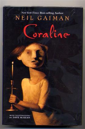 Coraline.: Gaiman, Neil.
