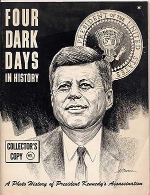 Four Dark Days in History. November 22,: Matthews, Jim. (Publisher)