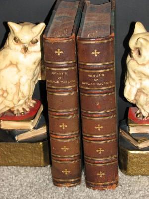 Memoir of Norman MacLeod, D. D. Two: MacLeod, Rev. Donald.
