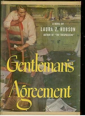 Gentleman's Agreement A Novel: Hobson, Laura Z.