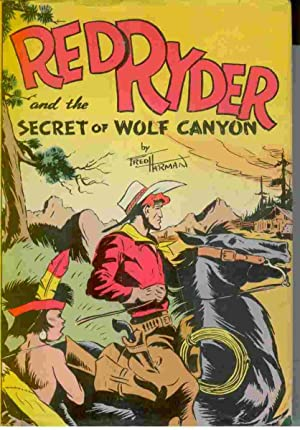 Red Ryder and The Secret of Wolf: Stevens, S. S