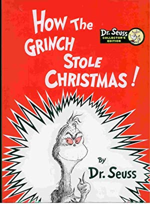 How The Grinch Stole Christmas! Dr. Seuss: SEUSS, DR.