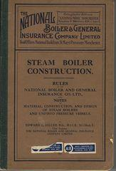 Steam Boiler Construction - Rules of the National Boiler and General ...