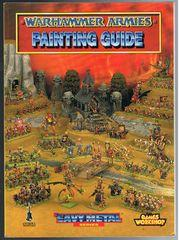 Warhammer Armies: Painting Guide.