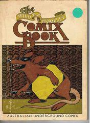 The Wild and Woolley Comix Book
