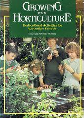 Growing with Horticulture