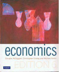 Economics: McTaggart, Douglas; Findlay,Christopher;
