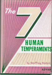 The 7 Human Temperaments