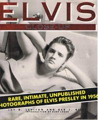 Elvis Close Up