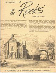 "Historical The ""Rocks"" area of Sydney: Emanuel, Cedric"