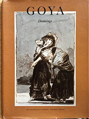 Drawings by Francisco Goya: With forty-nine illustrations selected and with an introduction by Ro...
