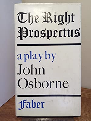 The Right Prospectus: A Play for Television