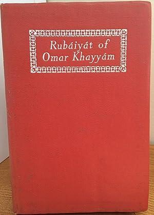 Rubáiyát of Omar Khayyám: Fitzgerald, Edward (translator);