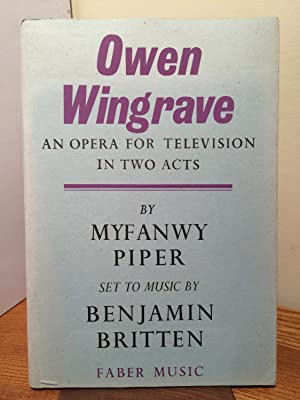 Owen Wingrave: An opera for television in two acts