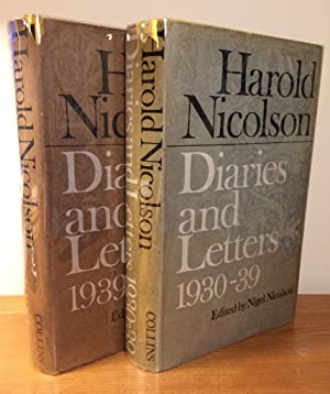 Diaries and Letters 1930-39; Diaries and Letters 1039-1945. [Two volumes (of three)]